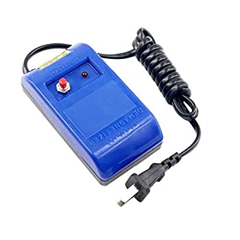 Professional Watch Demagnetizer US Plug 110V Watch Repair Degaussing Tool Mechanical for Mechanical/Quartz Watch,Ideal Gift for Father s Day XCQ01