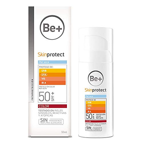 BE+ FOTOPROT FACIAL COLOR 50+ 50ML
