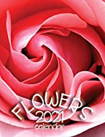 Flowers 2021 Calendar