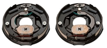 Best Price Complete Trailer 10 X 2-1/4 Electric Brake Assembly Lh & Rh for 3,500 Lbs Axles