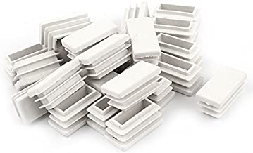 Contera plastic/ó redonda de interior para tubo esterior di/ámetro 20 mm 16 piezas GRIS Ajile/® EPR320x16-FBA