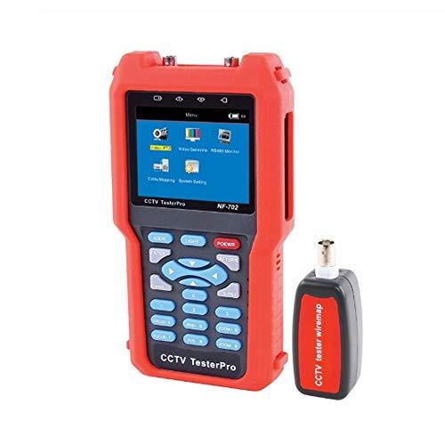 YEZIN Herramienta de Prueba de Alambre NF-702 Multifuncional LAN probador del Alambre de teléfono Diagnosticar la Red del Tono del probador del Cable Herramienta Que Prensa Buscador