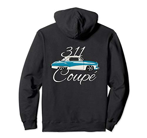 Wartburg Coupé Pullover Hoodie