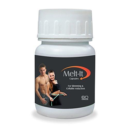 MELT-IT Capsules for Slimming Cellulite Reduction | 60 Cap