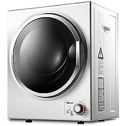 Image of COSTWAY Compact Laundry...: Bestviewsreviews