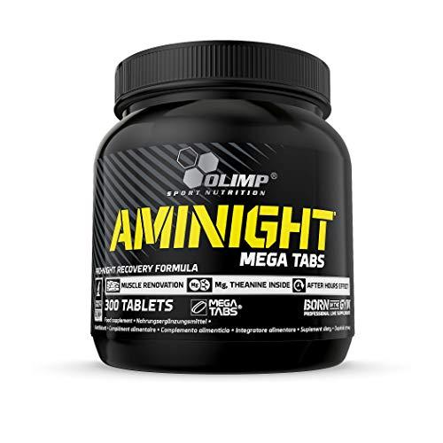 Olimp Sport Nutrition Aminight Mega Tabs, 300 Capsule