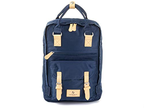 Franky RS52-L Freizeit Rucksack Daypack mit Laptopfach Dark Blue