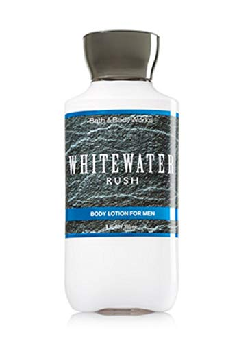 Bath & Body Works Whitewater Rush for Men Body Lotion, 8 Ounce