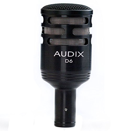 Price comparison product image Audix D6 Dynamic Instrument Microphone