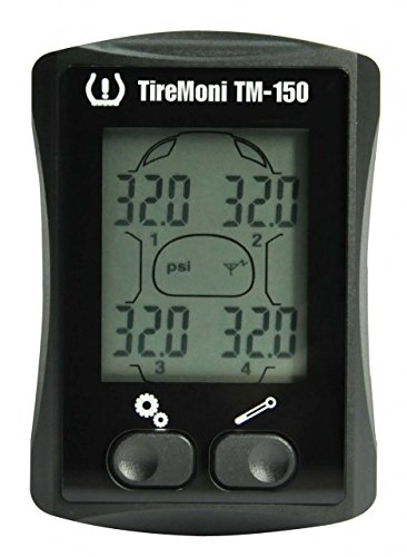 TireMoni Reifendruck-Kontrollsystem TM-150-NST