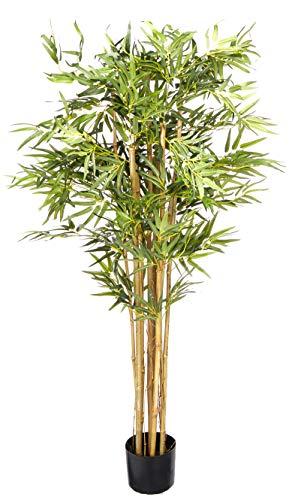 Nearly Natural 5179 Bambusa Bamboo Silk...