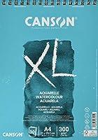 CANSON XL® Aquarel, Aquarelblok