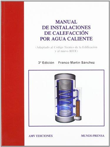 Manual instalaciones calefacción agua caliente
