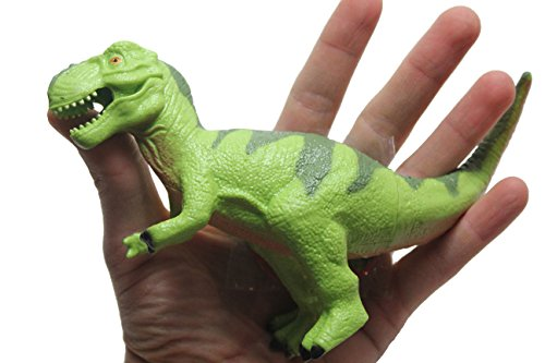 Curious Minds Busy Bags Squishy & Stretchy Large Dinosaur Toy - Sensory Fidget (Green)