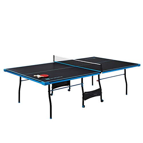 Fantastic Deal! MD Sports Table Tennis Set: Regulation Ping Pong Table with Net - Available in Multi...