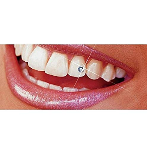 Belle G Tooth Crystal Kit - 20 Pieces Clear Crystals