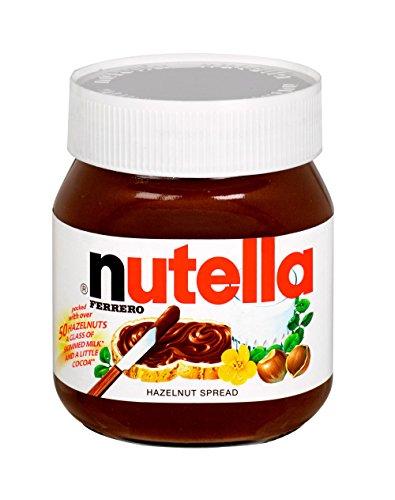 Nutella Ferrero Nutella 6 x 400g