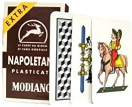 Modiano Napoletane 9738 Italian Regional Playing Cards - 1 Deck