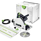 NEW Festool TS 55 R FS Plunge Saw 240v inc 1.4m Guide Rail 561583