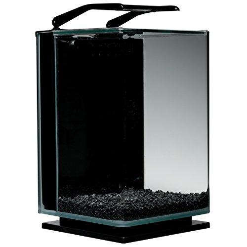 Product Image 1: Marineland Portrait Glass LED aquarium Kit, 5 Gallons, Hidden Filtration