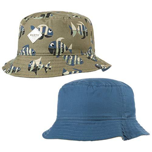 Barts Unisex-Kinder Antigua Hat Beanie-Mütze, Oliv, 53 Centimeters