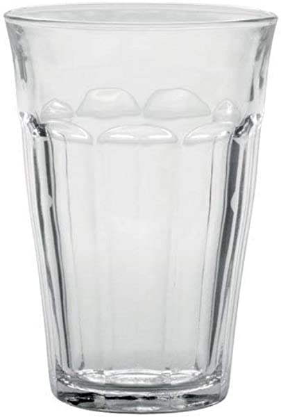 Duralex Made In France Picardie Clear Tumbler Set Of 6 12 62 Oz