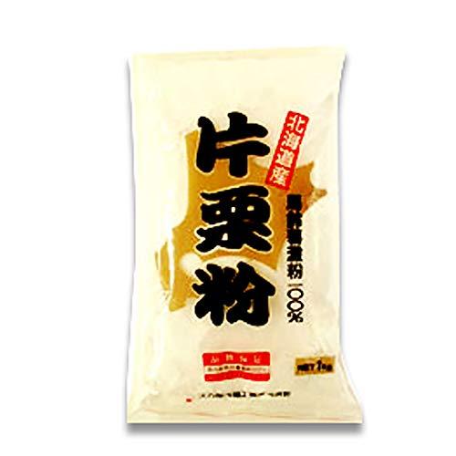 【 業務用 】 火乃国食品 北海道産 片栗粉 1kg 国産 馬鈴薯澱粉 馬鈴薯 ばれいしょ
