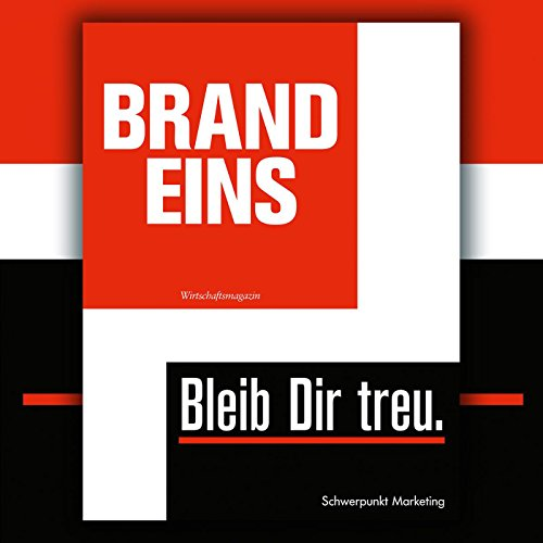 brand eins audio: Marketing Titelbild