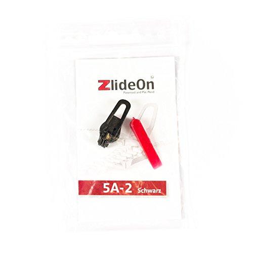 ZlideOn 5A-2, schwarz, mit Öffnungshilfe