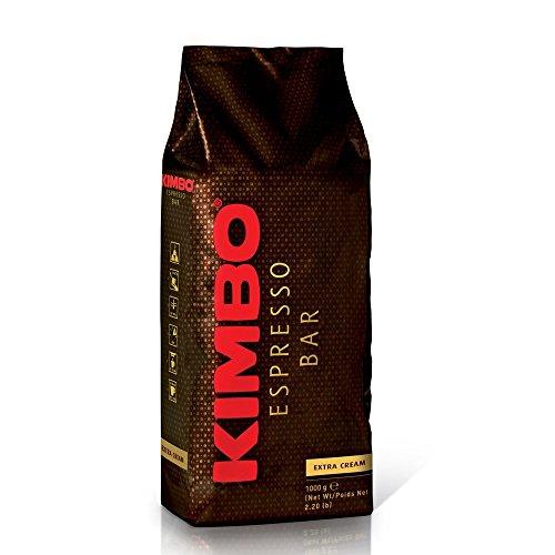 KIMBO Espresso Extra Cream Beans 2.2 Lbs Bag