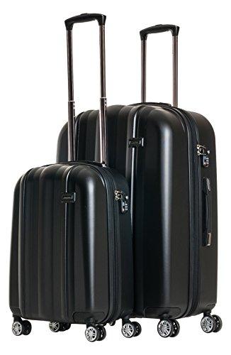 CALPAK Winton' Expandable Luggage Set, Black