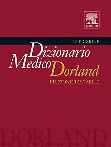 Dizionario Medico Dorland: Edizione Tascabile