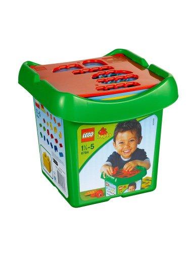 LEGO Duplo Steine & Co. 6784 - Formensortier-Eimer