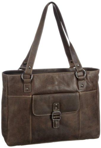 Bruno Banani Casual_3 HTL 320.674, Damen Shopper, Braun (brown), 35x27x9 cm (B x H x T)