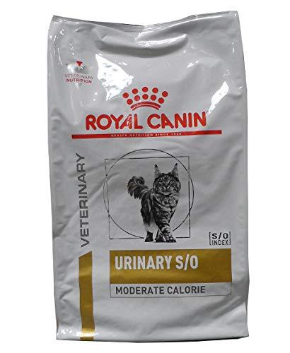 Royal Canin Urinary S/O- Mangime secco per gatti con contenuto moderato di calorie, 2 x 9 kg = 18 kg