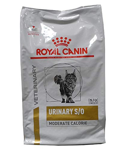 Royal Canin Urinary S/O Moderate Calorie Katze Trockenfutter 2 x 9kg =18kg