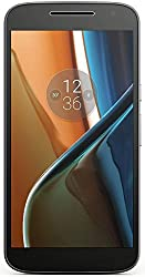 Moto G, 4th Gen (Black, 2 GB, 32 GB)