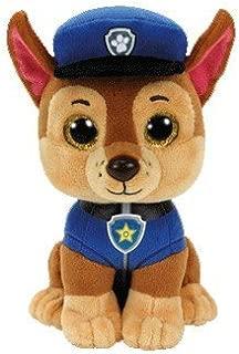 TY Beanie Boos Regular Plush (CHASE Paw Patrol)