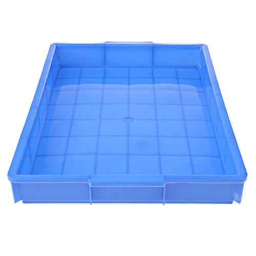 Bandeja Base de Plástico Sandplay Juego Caja de Arena 435x285x50mm
