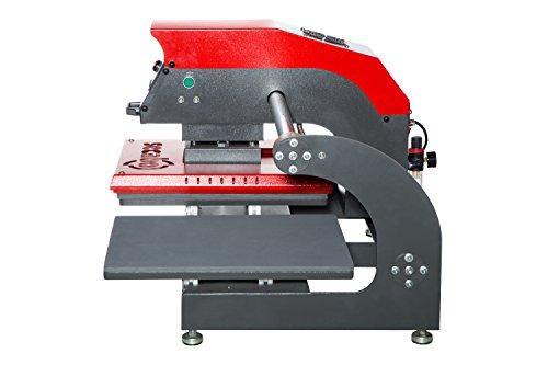 Secabo TPD7 Pneumatik Doppelplatten Presse - 3