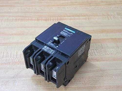 Siemens SIEBQD315 SIE BQD315 3P 15A 277/480 CB, Black