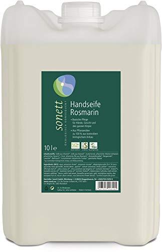 Sonett Bio Handseife Rosmarin (6 x 10 l)