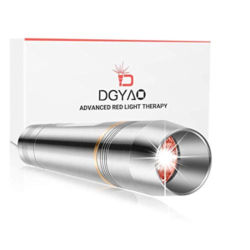 Buy Discount DGYAO® 660nm Led Red Light Therapy Devices,Natural Pain Relief for Joint & Muscle - ...