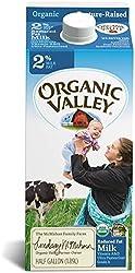 Organic Valley 2% Reduced Fat Milk, 64 fl oz