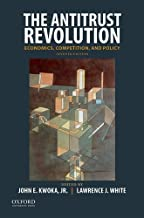 Best the antitrust revolution economics competition and policy Reviews