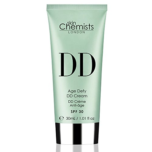 skinChemists SCDDM Age Defying DD Cream Medium con SPF 30