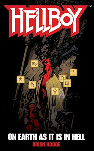On Earth As It Is In Hell (Hellboy)