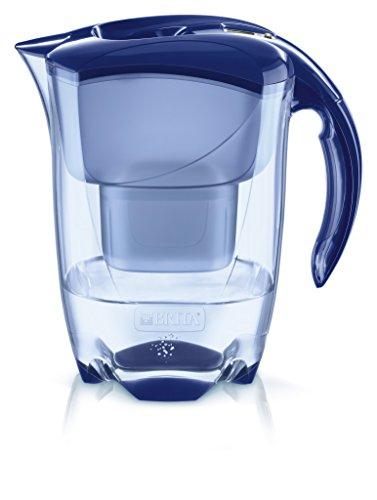 Brita Wasserfilter Elemaris, inkl. 1 Maxtra+ Filterkartusche blau