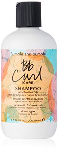 Bumble and Bumble Bb Curl Care Sulfate Free Shampoo for Unisex, 8.5 Ounce