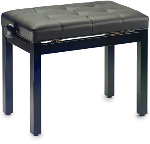 STAGG PB36 BKM SBK Pianobank inkl. Sitzfläche